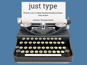 just type