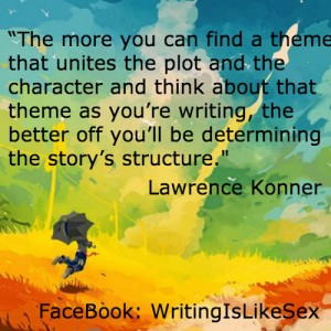 Lawrence Konner on theme